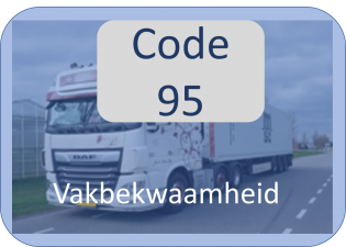 theorie opleiding code95 e-learning of regulier.